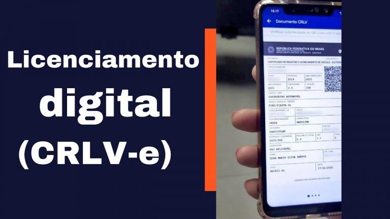 Licenciamento Digital 2022